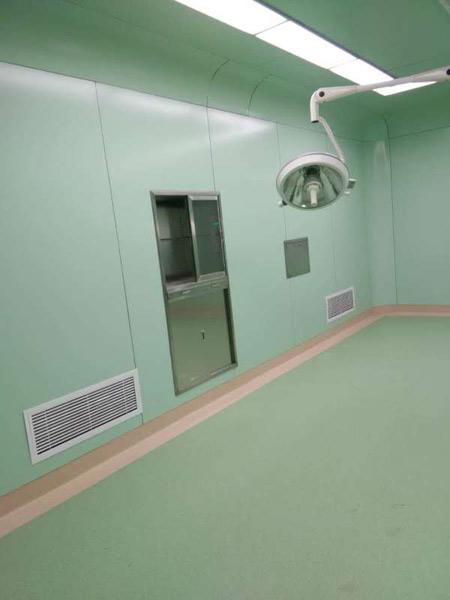 医用手术室净化